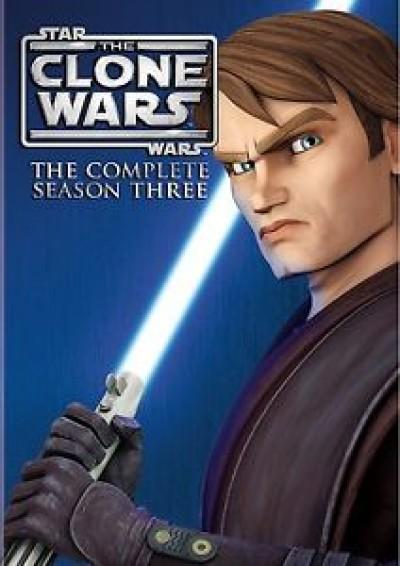 Animation - Star Wars: Clone Wars 3 Rd