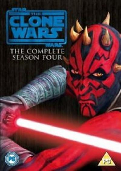 Animation - Star Wars:Clone Wars S4