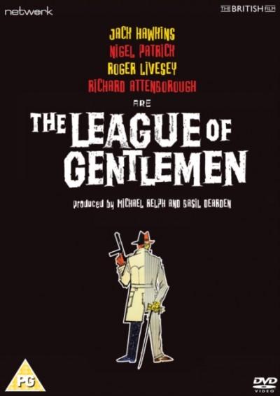 Movie - LEAGUE OF GENTLEMEN