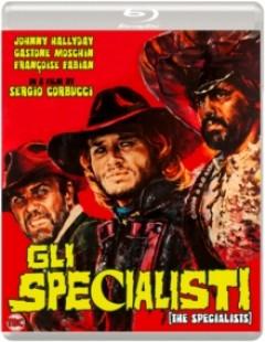 Movie - Specialists. The (Gli Specialisti)