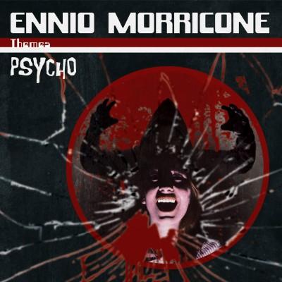 Morricone, Ennio - PSYCHO -COLOURED-