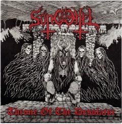 Süngehel - Throne Of The Desolator