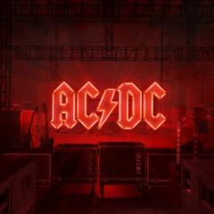 AC/DC - POWER UP -COLOURED-