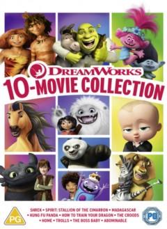 Animation - DREAMWORKS.. -BOX SET-