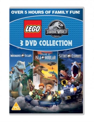 Animation - LEGO JURASSIC.. -BOX SET-