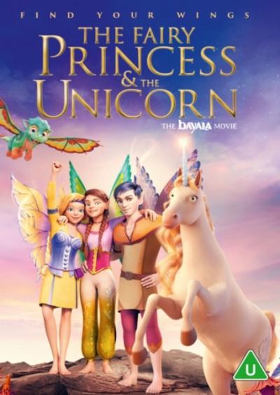 Animation - The Fairy Princess and the Unicorn