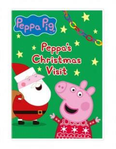 Peppa Pig: Peppa's Christmas Visit
