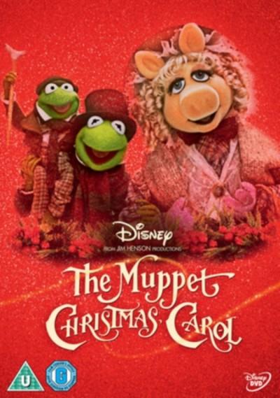 Movie - MUPPETS CHRISTMAS CAROL