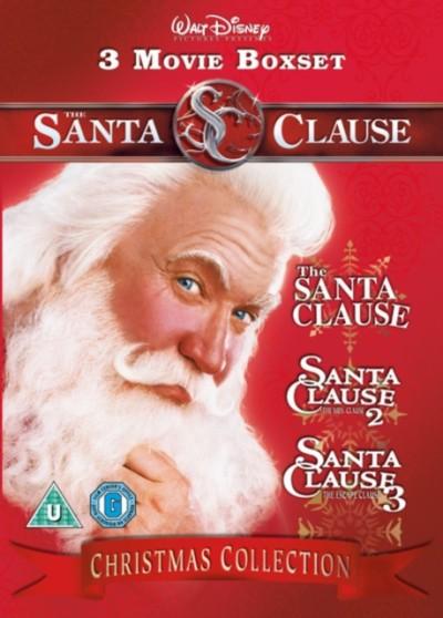 Movie - SANTA CLAUSE -TRILOGY-