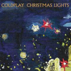 "Coldplay - Christmas Lights (Limited  7""Single)"