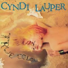 Lauper, Cyndi - TRUE COLORS -COLOURED-