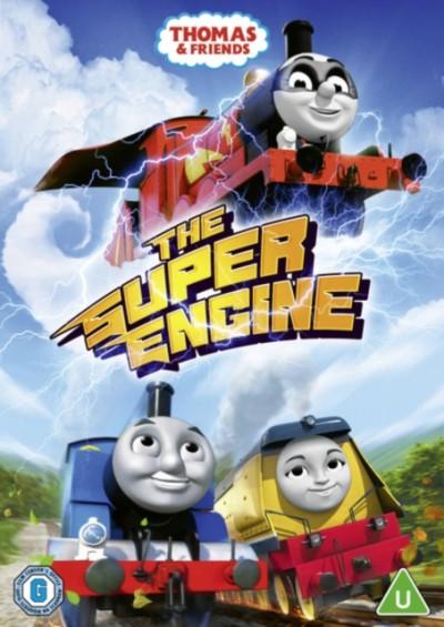 Animation - Thomas & Friends - The Super Engine
