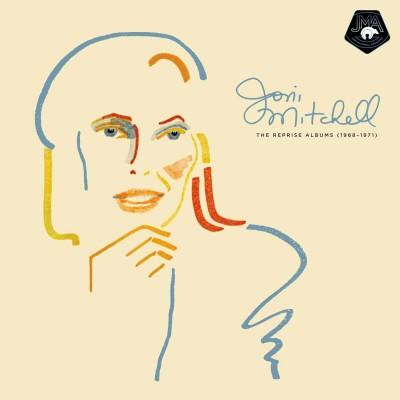 Joni Mitchell - THE REPRISE ALBUMS (1968-1971)