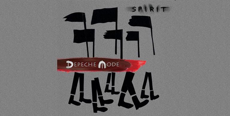 Depeche Mode Spirit - new studio album -15%