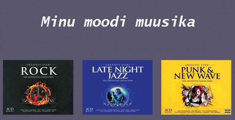Minu moodi muusika