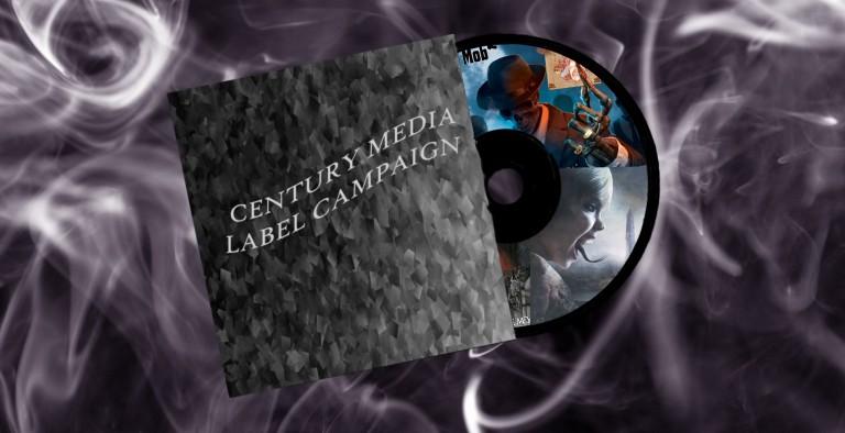 Century Media campaign - 26.02