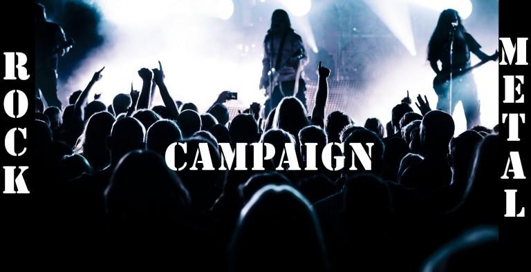 Rock/Metal campaign