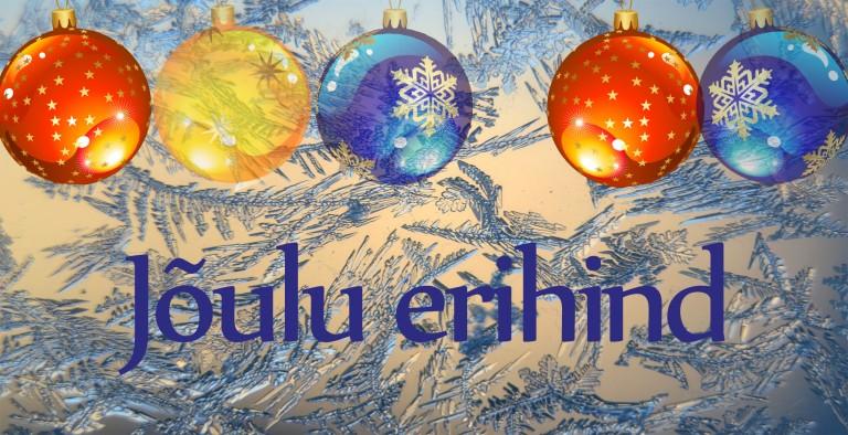 Jõulu erihind