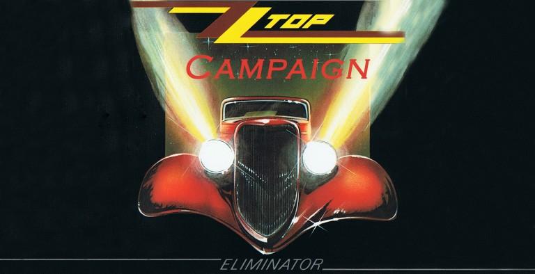 ZZ Top Campaign