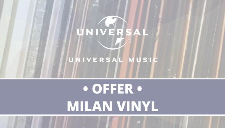 Milan Vinyl Campaign