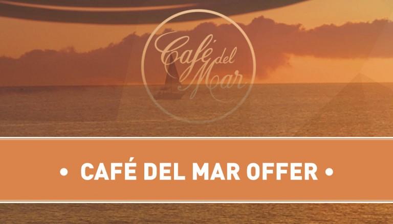 Cafe del Mar pakkumine