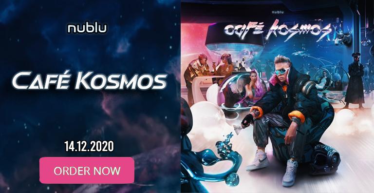 Nublu - Cafe Kosmos