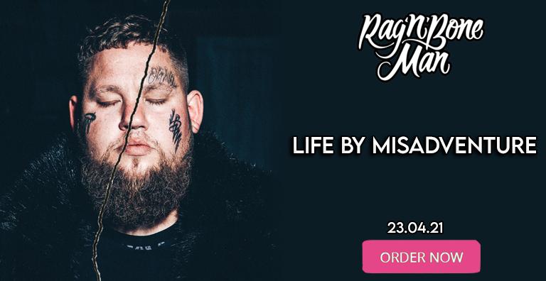 Rag'n'bone Man - Life By Misadventure