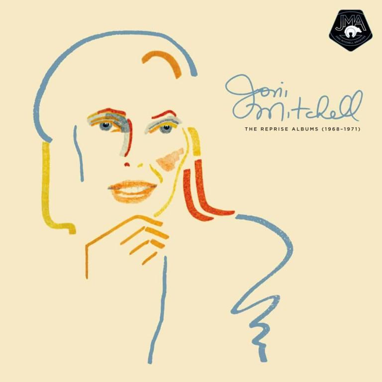 "JONI MITCHELL ""The Reprise Albums (1968-1971)"""