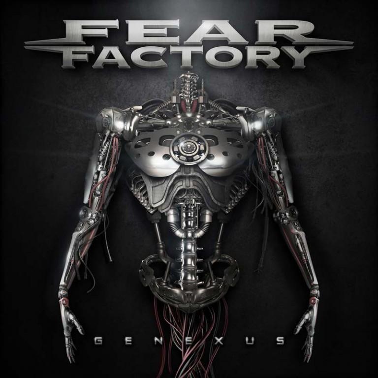 "Fear Factory new album ""Genexus"""