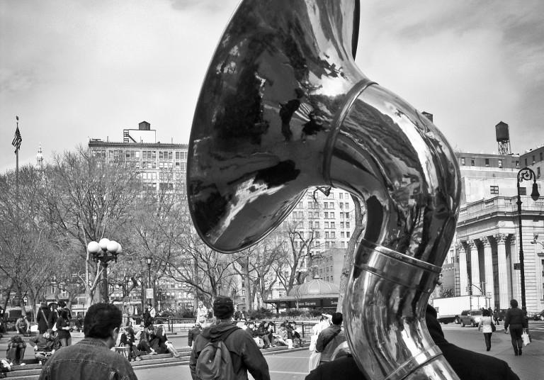 Music as an art of silence