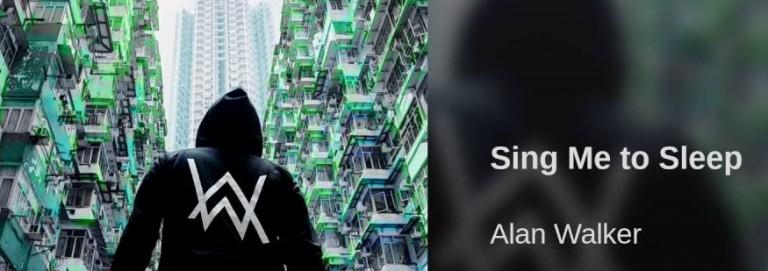 Press release: Alan Walker released a brand new track