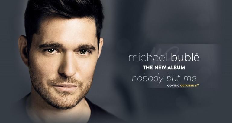 Mitmekordne Grammy võitja Michael Buble avaldas uue albumi pärast kolmeaastast pausi.