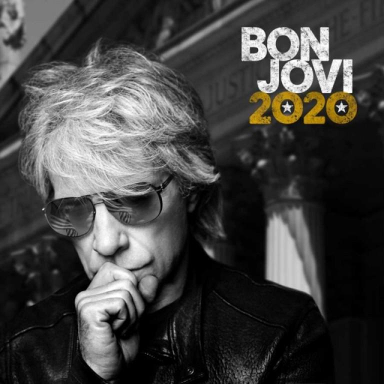 2020 is the fifteenth studio album by American rock band Bon Jovi
