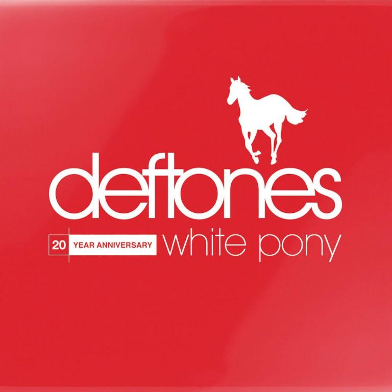 Deftones - White Pony+Black Stallion
