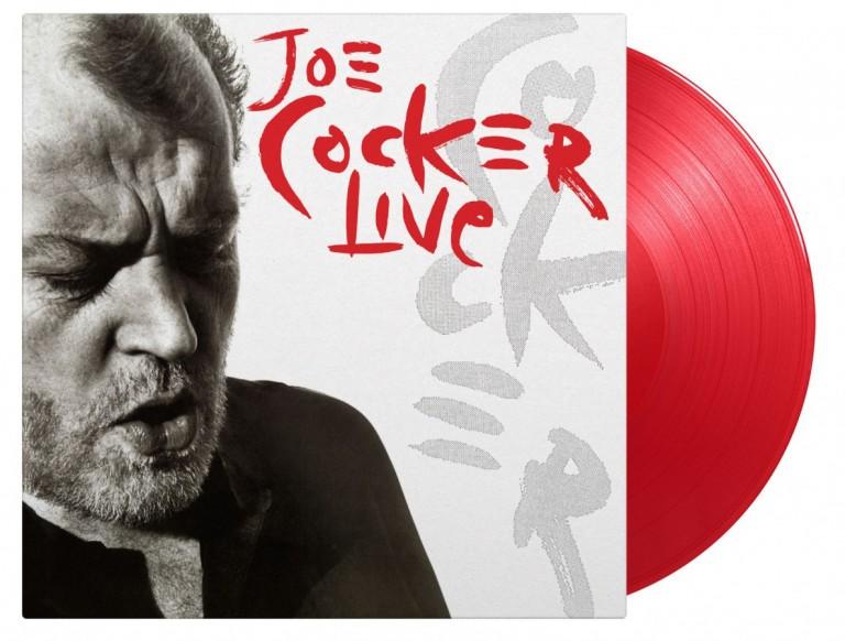 """Joe Cocker """"Live"""""""